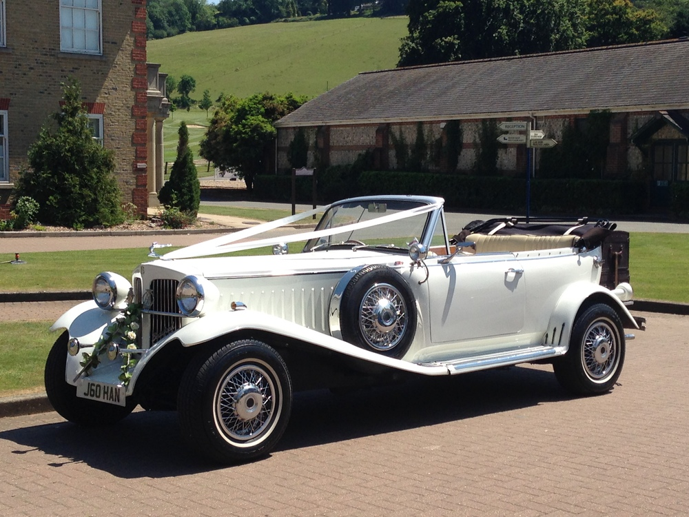 Vintage Beauford Hire - Swansea Wedding Cars - The home of classic ...