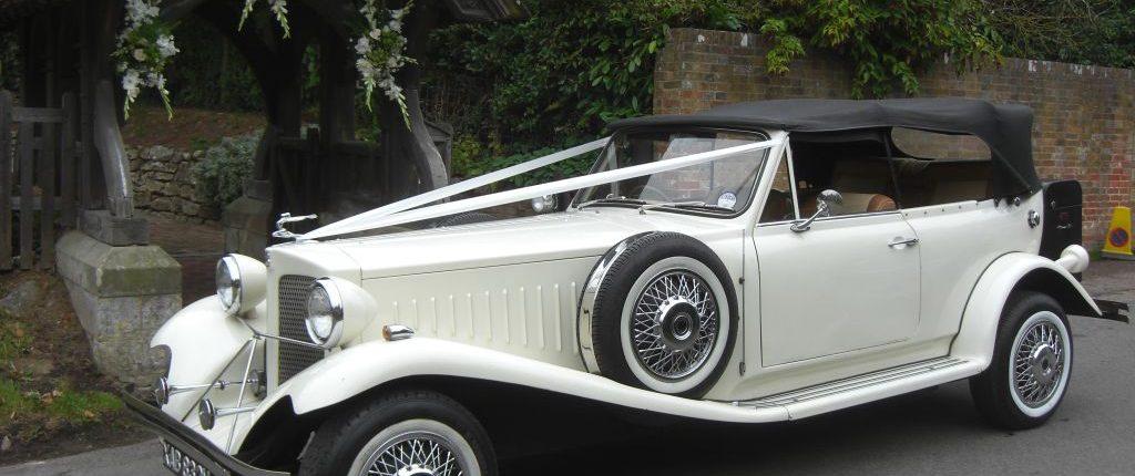 Vintage Car Hire Swansea