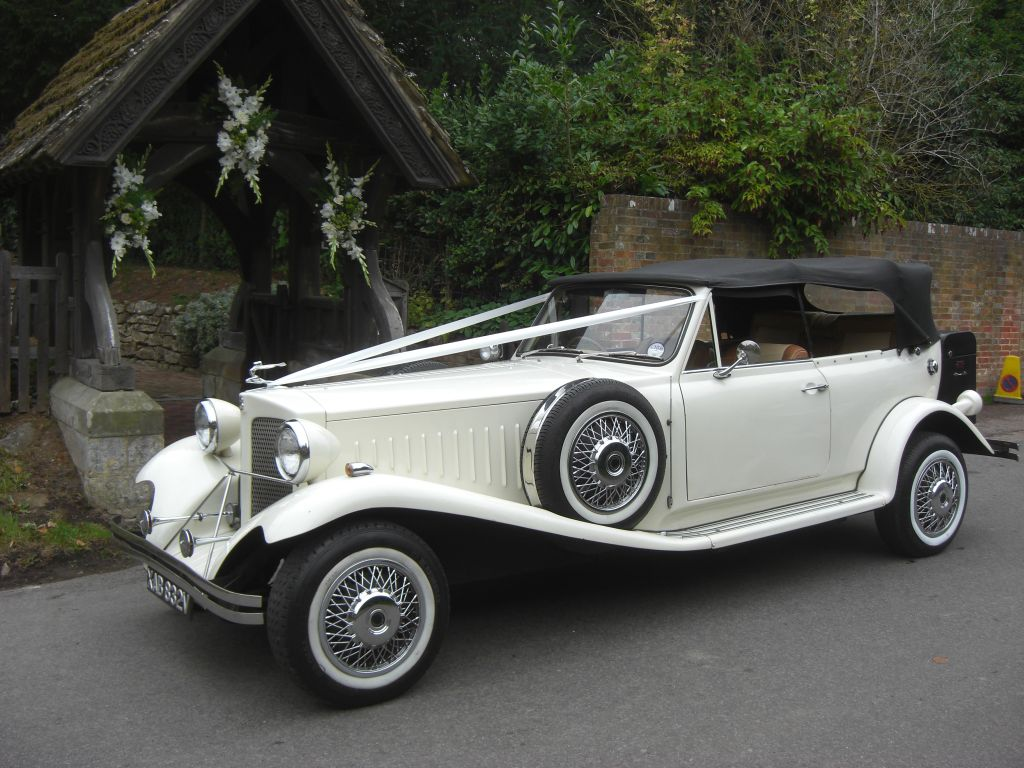 Modern Wedding Car Hire Swansea